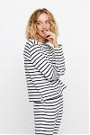 blessed sweatshirt stripe